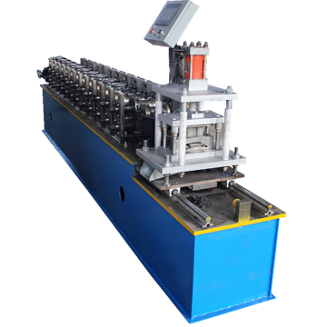 Automatic Galvanized Roller Shutter Door Forming Machine