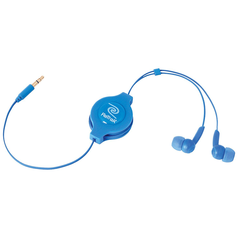 Retractable Earphone