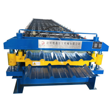 Trapezoidal Roofing Panel Forming Machinery