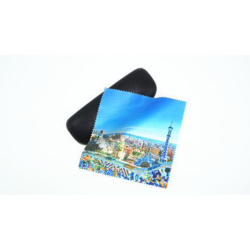 customized brand microfiber cleaning cloth