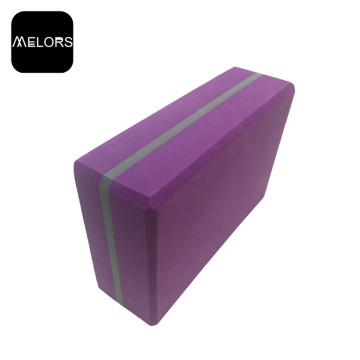 High Density Fitness EVA Foam Yoga Block