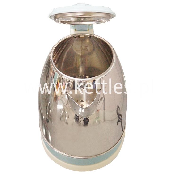 hotel stainless steel kettle