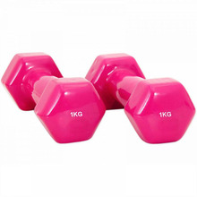 Vinyl Coated Hex Dumbbell