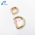 Metal D Ring Decorative Bag Buckle for Bag