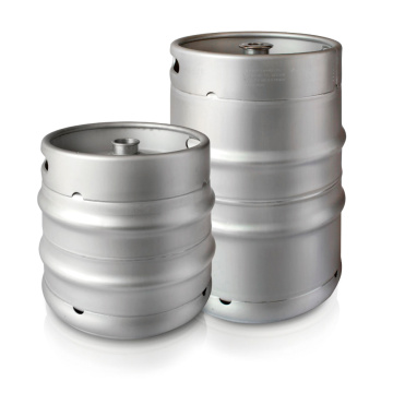 Customized Stainless Steel Beer Keg of Euro Standard