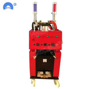 Double Air Cylinder Polyurethane Foam Insulation Machine