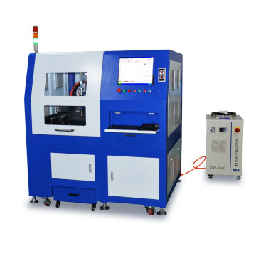 Aluminum Machine Body 2000W Fiber Laser Cutting Machine