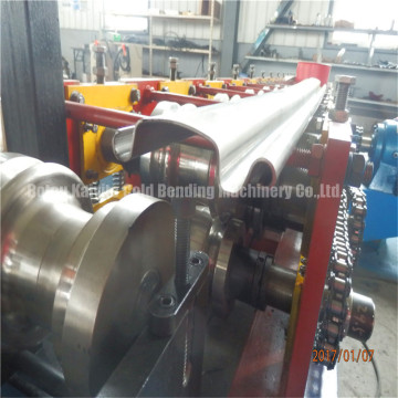 Shutter Door Slat Roll Forming Machine