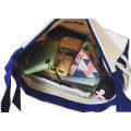 Multifunctional Colorful Small Canvas Sling Messenger Bag