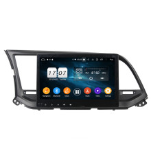 Auto Auto Multimedia DVD Player fir Elantra 2016