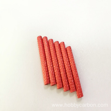 M3 Knurled Aluminum Round Standoffs Anodized Spacer