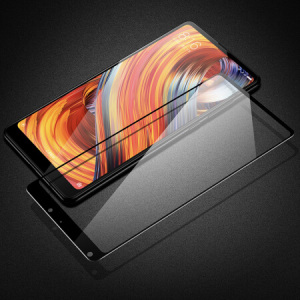 HD Black Tempered Glass for Xiaomi Max 2