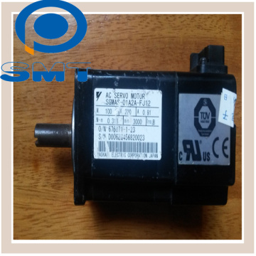 100% Original for Fuji Smt Replacement Parts FUJI  XP143E Z AXIS MOTOR SAM6831 supply to Spain Manufacturers