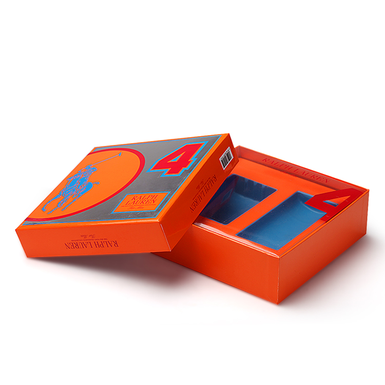 Promotional Handmade Paper Box With Lid