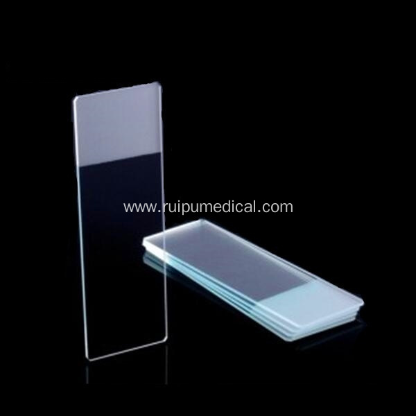 Microscope Slide Frosted One End