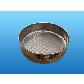 4 mesh stainless steel perforated mesh test sieve