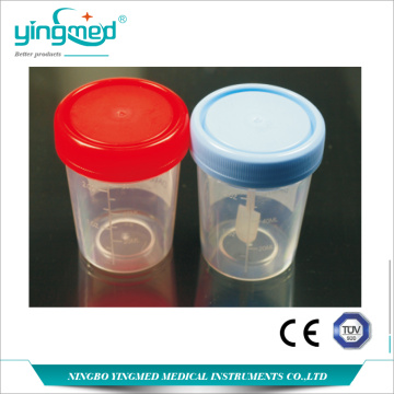 Urine and Stool container with graduated