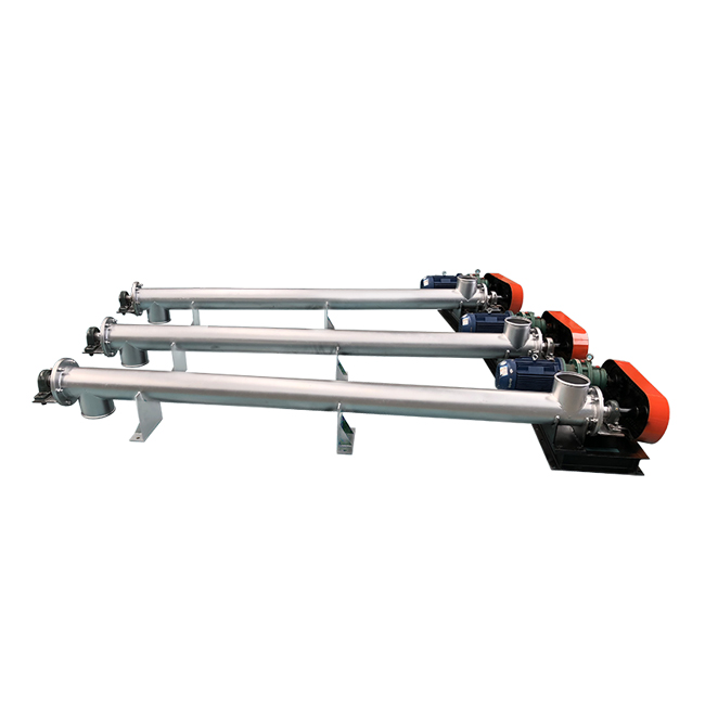 Small Auger Screw Conveyor