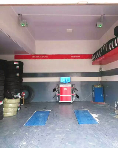 Top Wheel Alignment Machine