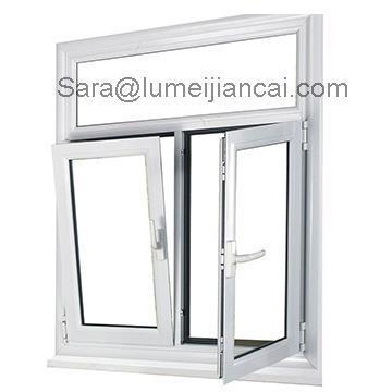casement upvc profile windows