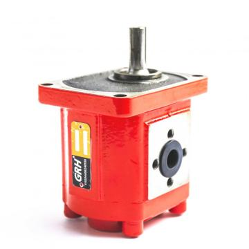 Poclain external gear pump