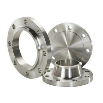 Stainless Steel Industrial Flange
