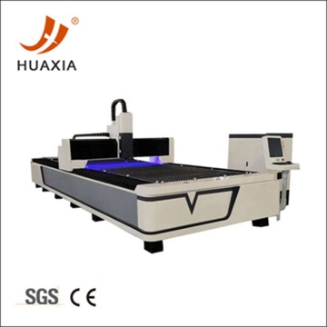 Fiber laser cnc cutting machine for aluminium sheet