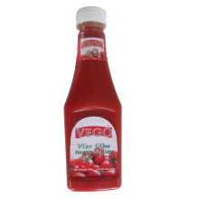 Free sample for Green Ketchup wholesale halal tomato ketchup 340g squeeze bottle dubai export to Portugal Factories