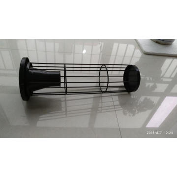 Galvanized Steel Dust Collector  Filter Bag Cage