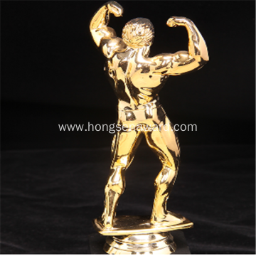 bodybuilding trophy and award