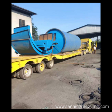 Lanning Environmental Protective Waste tyres Recycling