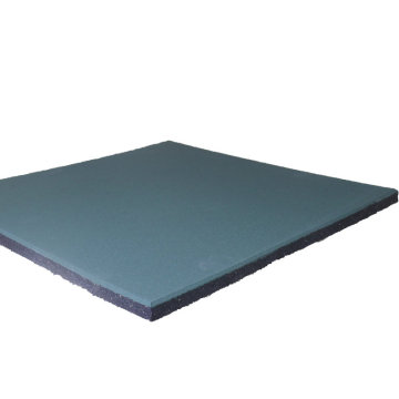 Customized color rubber sheets recycled rubber bricks