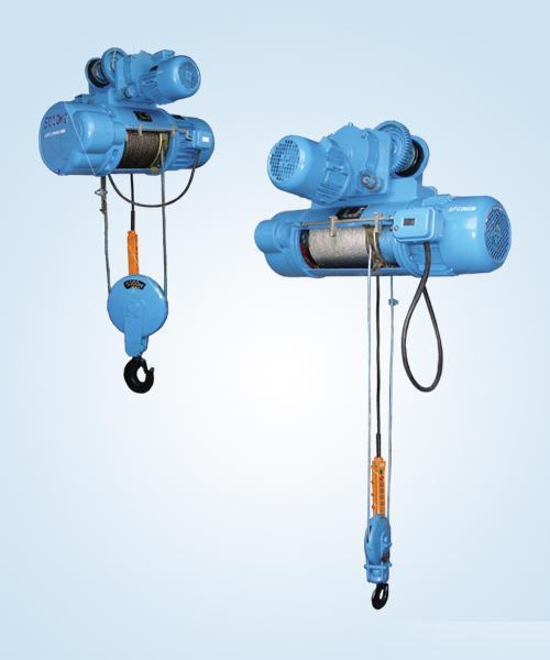 CD1/MD1 wire rope electric hoist heavy duty