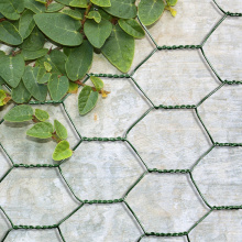 PVC Coated Hexagonal Poultry Chicken Wire Netting
