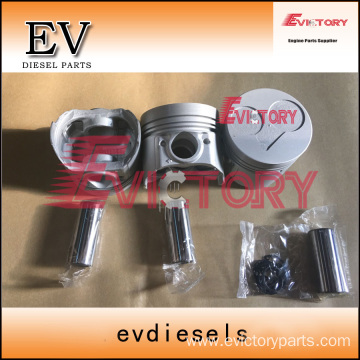 VOLVO D7D D7E piston cylinder liner sleeve kit