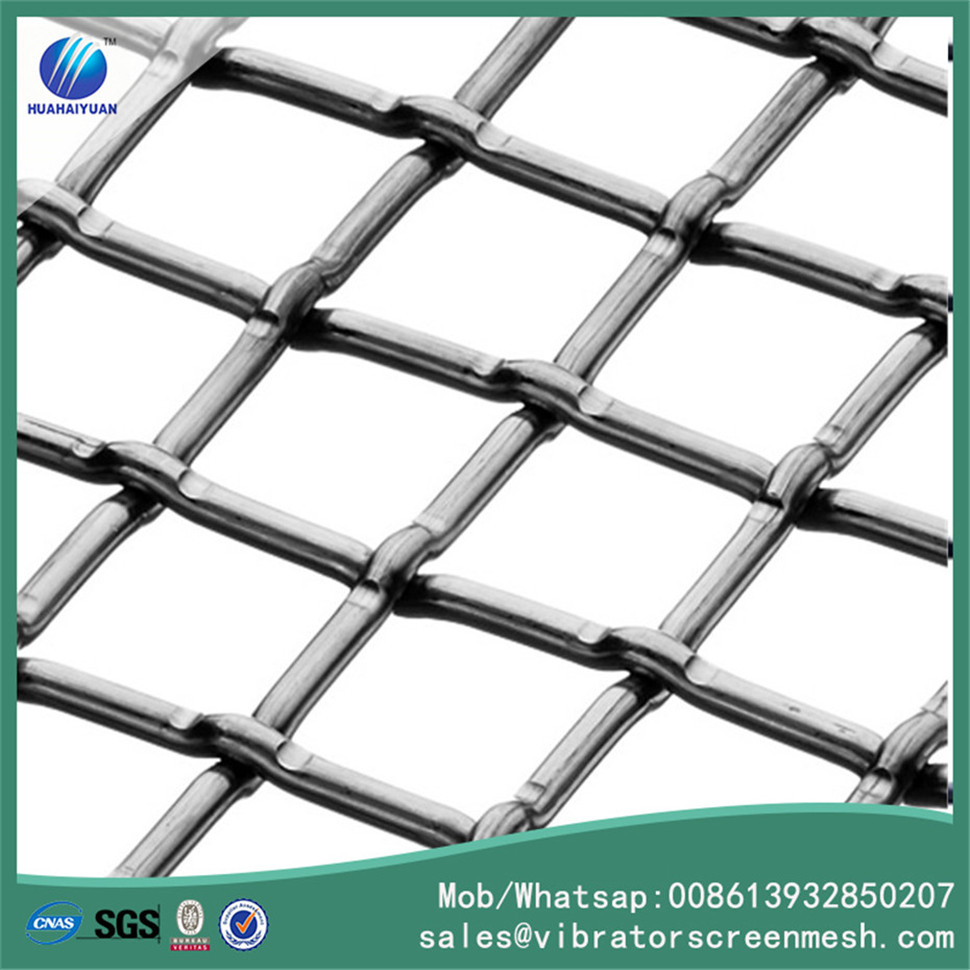 Carbon Steel Crimped Screen Mesh