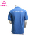 Royal Blue Mens Pique Polo Shirts