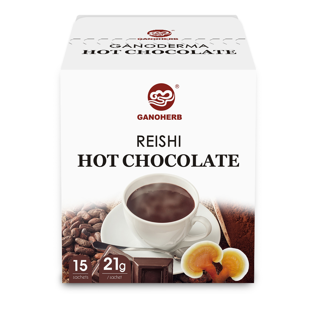 Reishi Hot Chocolate