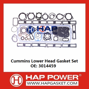 Cummins Lower Head Gasket Set 3014459