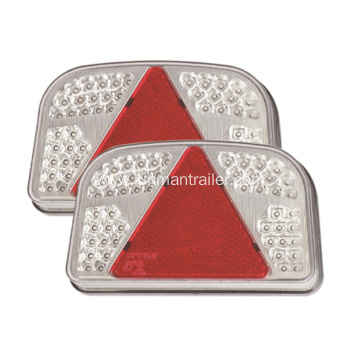LED Tail Lights For Trailer