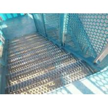 China OEM for Best Safety Grating, Safety Aluminium Grating, Safety Steel Grating, Safety Galvanized Grating, Safety Stainless Grating, Perforated Planks, Perforated Walkway Manufacturer in China The standard support of stair tread export to United States