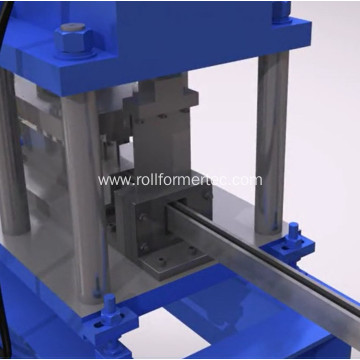 41x41 unistrut metal framing roll forming machine