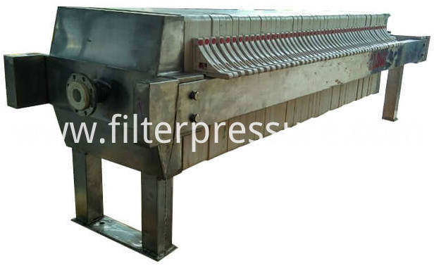 Cast Iron Filter Press