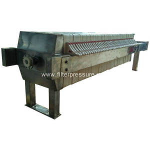 Automatic Filtration Filter Press For Mineral and Metallurgy