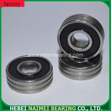High speed low noise deep groove ball bearing 608zz z4v4