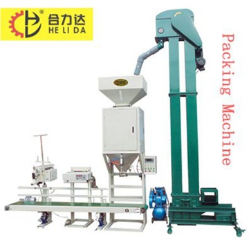 wheat/seed/bean packing machine in different colors
