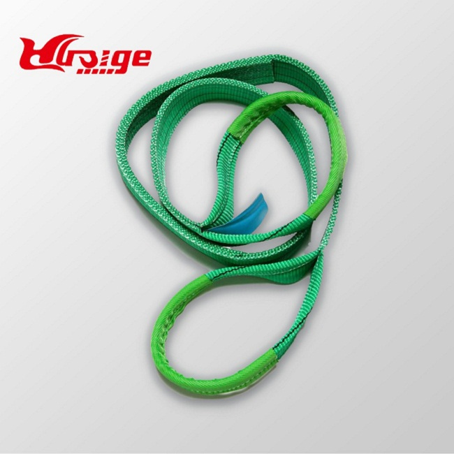 1 ton polyester endless webbing slings textile sling