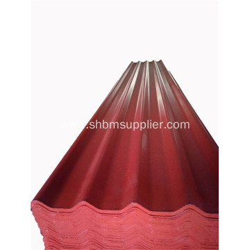 Custom Color Multifunction 4-5mm Roofing Sheet