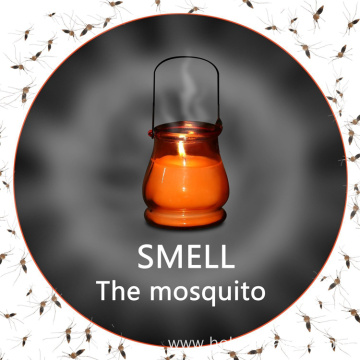 Citronella Mosquito Repellent Scented Jar Candle