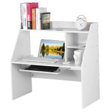 White Simple Wooden Office Table Price Online